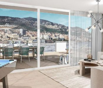 CO-EXCLUSIVITY - Penthouse in Port Hercules