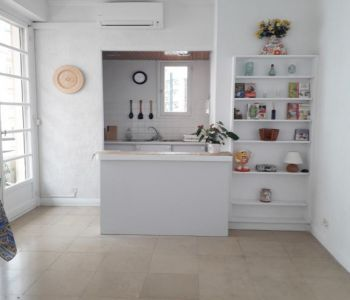 Monaco/charming furnished studio for seasonal rental