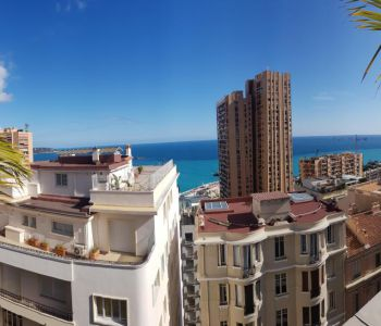 Monaco / Place des Moulins / Rare Penthouse at the heart of Place des Moulins