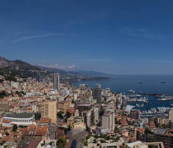Monaco / Les Ligures / Rare and exceptional penthouse