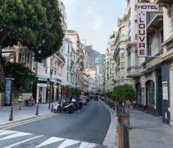 Monaco / Bd des Moulins / Chambre de bonne