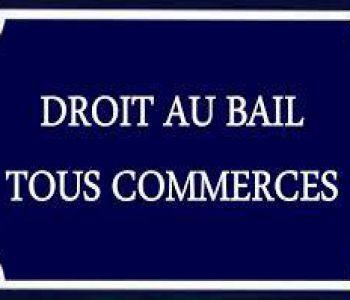Monaco/ Droit au Bail situé proche de la Gare de Monaco