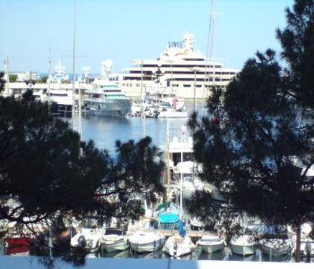 Les Caravelles - Port de Monaco  / 3-4 pièces