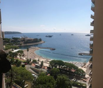 Monaco / Tour du Larvotto / 1 bedroom apartment