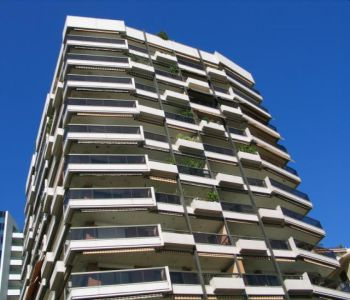 Monaco / Les Acanthes / Parking