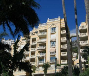 Monaco / Les Villas del Sole / parking
