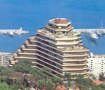 Monaco / Studio avec terrasse vue mer