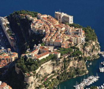 Monaco Ville, Restaurant