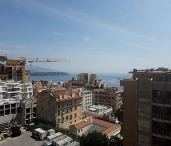 Monaco / Lovely studio with sea view