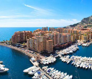 Monaco/ 3 pièces rénové pour une location saisonnière