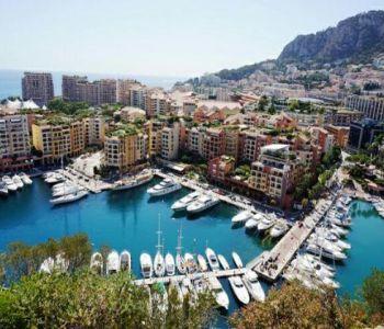 Monaco / Fontvieille / 1 bedroom apartment