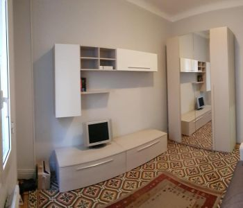 Monaco / Renovated studio