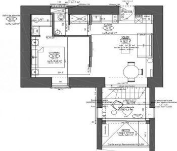 Monaco / 2 rooms mixed use, Bd Rainier III