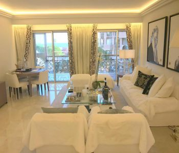 Monaco / Seaside Plaza / 3 rooms