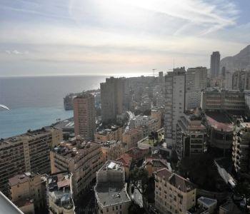 Monaco / Château Perigord / Studio vue mer