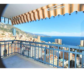 Beautiful apartment located in a residence in the heart of Monaco