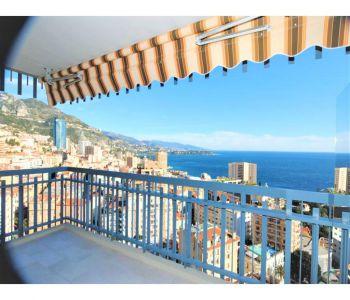 Bel appartement situé dans une résidence en plein c'ur de Monaco