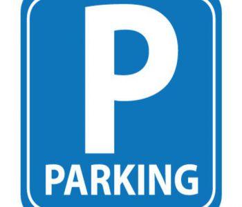 Posizione del parcheggio presso la Piazza d'Oro