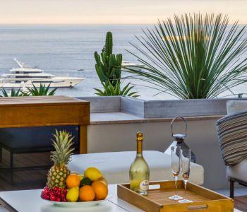 Sumptuous duplex in the heart of Monaco