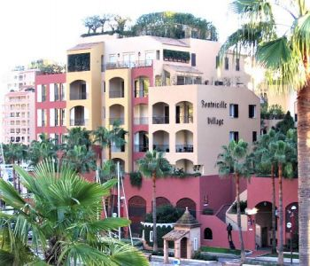 5/6 rooms with stunning views of Fontvieille Harbour