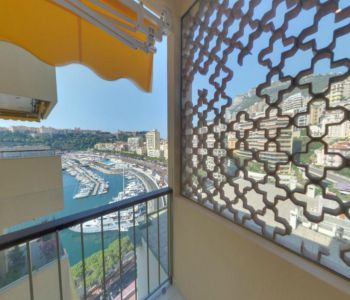 Renovated apartment in the heart of Monaco