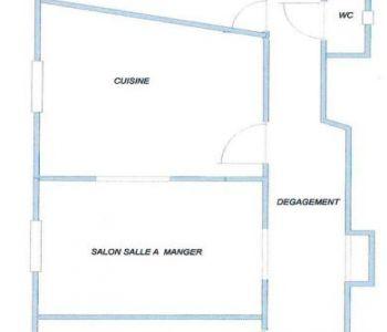 2 BEDROOMS RENOVATED - CONDAMINE AREA