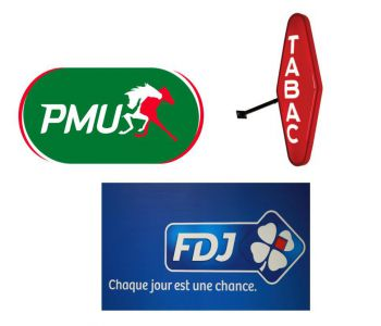 MONTE-CARLO - VENTE TABAC / PMU / SOUVENIRS