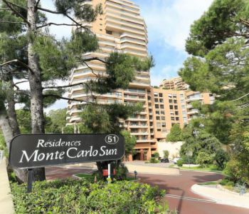 MONTE CARLO SUN - APARTMENT OF 4P NENOVATED