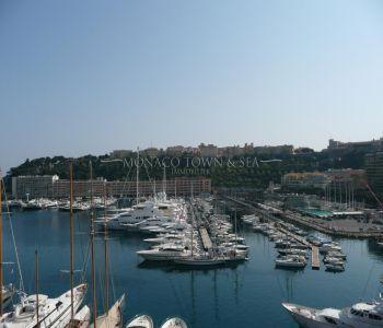 NOUVEAUTE ! 4Pièces vue Port et Grand Prix