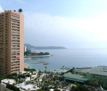 3 ROOMS APARTMENT LARVOTTO WITH SEA VIEW