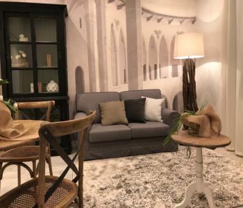 3 roomed apartment - Condamine