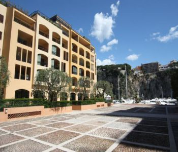 Studio on the port of Fontvieille - CMB 004-0040