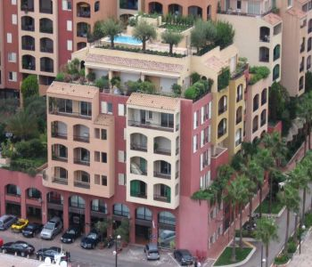 4 bedroom apartment Fontvieille-Le Quattrocento
