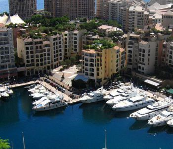 Exceptional 5 bedroom apartment in Fontvieille