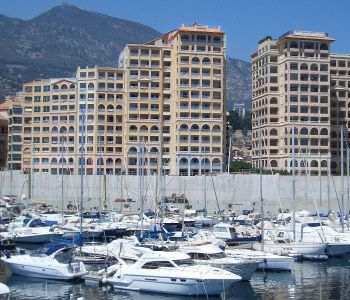 Luxury one bedroom apartment in Fontvieille