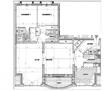 Beautiful 2 bedrooms of 160 sqm