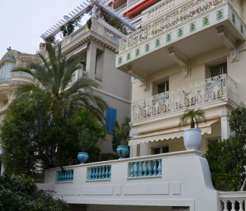 Belle Epoque villa in the  St Roman area,  Monaco