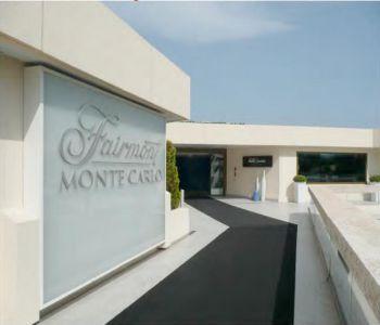 Résidences Fairmont Monte Carlo 2 pièces Vue Mer