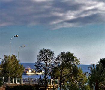 MONTE CARLO SUN 3 ROOMS SEA VIEW CELLAR & PARKING