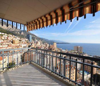 Magnifique 2 pièces bénéficiant d'une vue mer et Casino