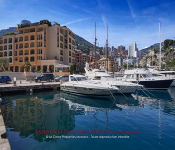 Fontvieille Marina - Pleasant apartment