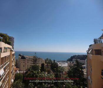 Monte-Carlo - Bel appartement meublé