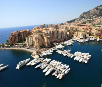 Marina of Fontvieille - Parking for rent