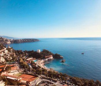 Superbe appartement avec vue mer et Cap Martin