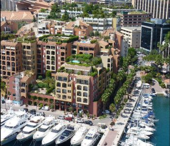 Fontvieille area - Close to the Shopping Mall