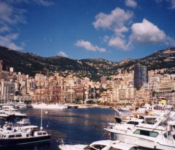 A deux pas du Port de Monaco