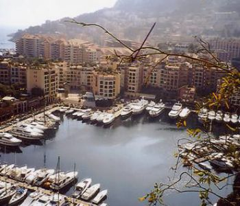Fontvieille Village - near Mall