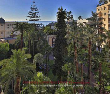 Residential area - near the Casino gardens
