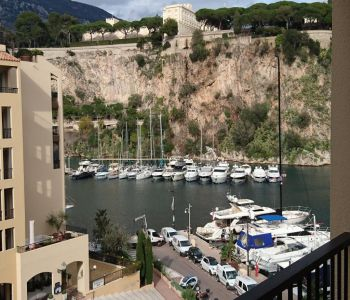 Fontvieille Marina - studio apartment- marina view