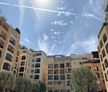 2-room in very good condition in the heart of Fontvieille